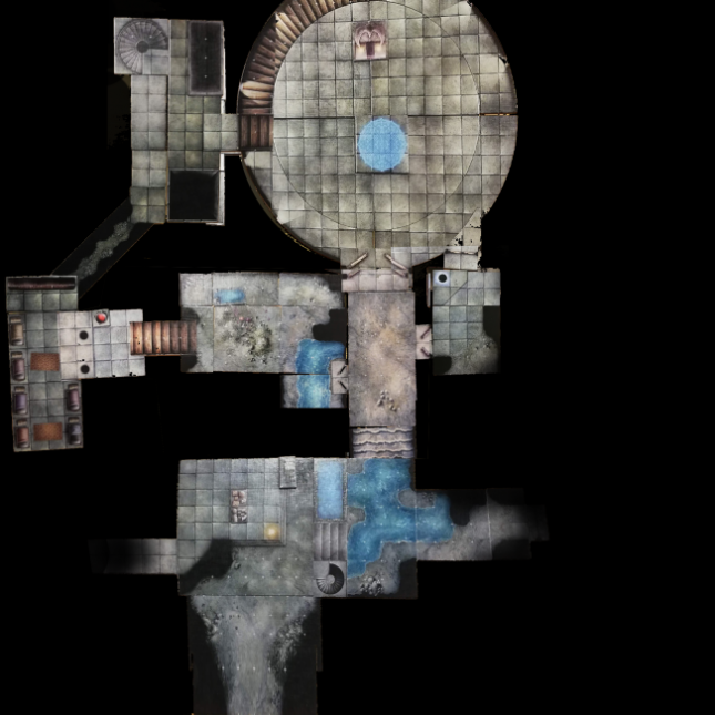 Dungeon-Map.